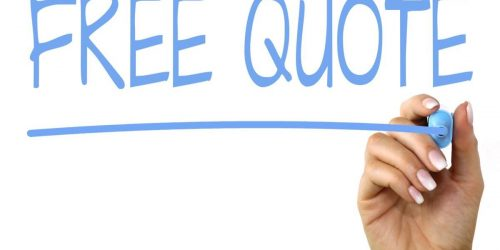 Get a quote online!