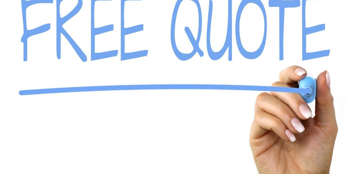 Free Quote 1200x600