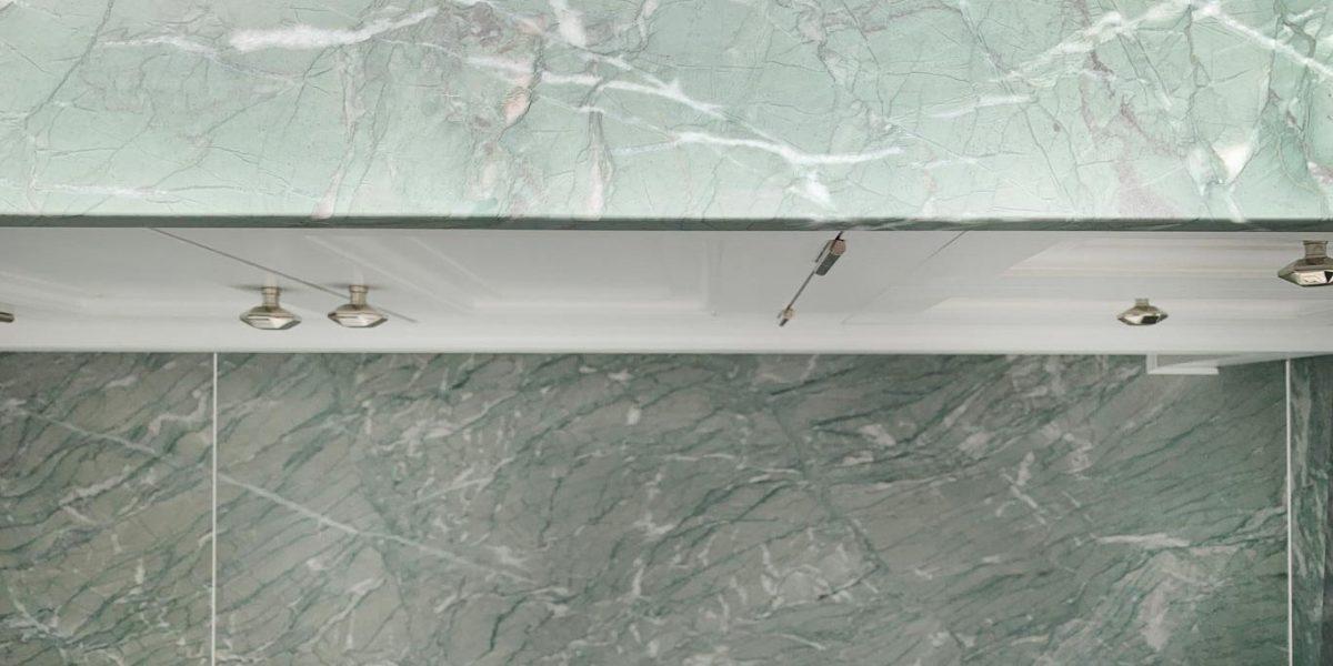 Honed Verde Antigua Marble Bathroom Vanity 3 1366x683