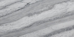 Bianco Caraibi White Grey Italian Marble Sample 300x150