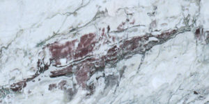 Fior Di Pesco Apuano Italian White Marble With Peach Hues Sample 300x150