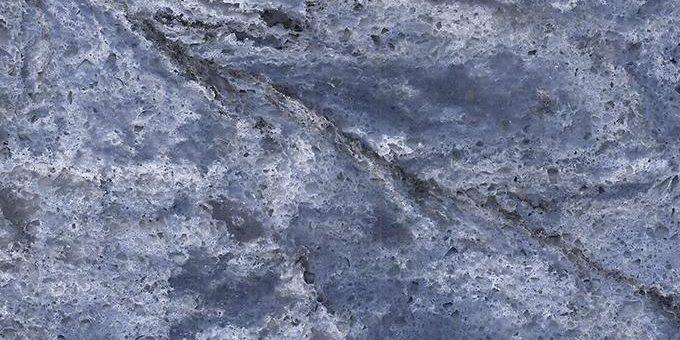 Unistone Thunder Blue Elegant Blue Quartz Granite 680x340