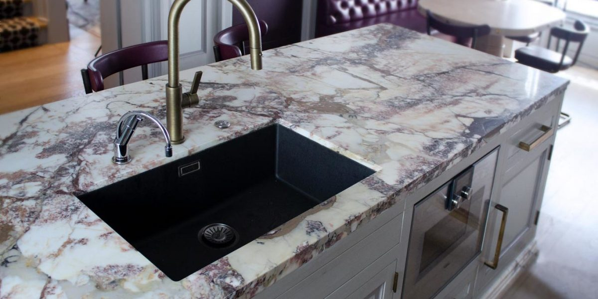 Breccia Capraia Marble Kitchen Worktop Supplied And Installed By Marble And Granite Ltd Optimised 1366x683