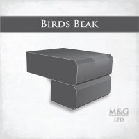 Birds Beak Edge Profile Worktop Edge Marble And Granite Ltd