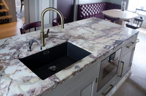 Marble and Granite: Our Worktops Available in Ealing