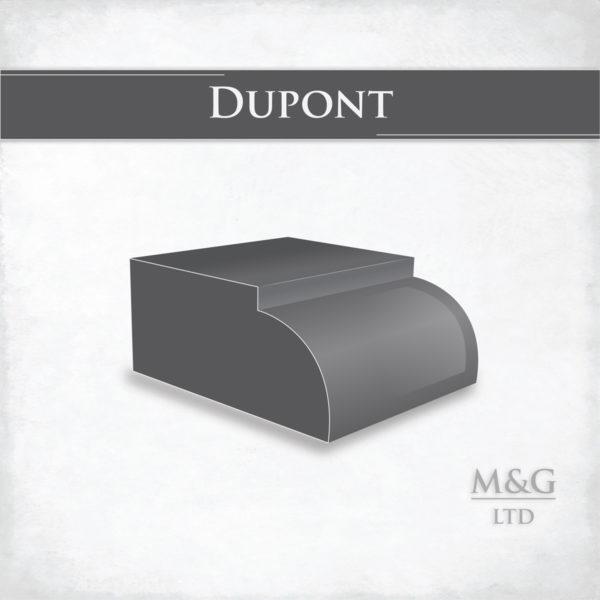 Dupont Edge Profile Worktop Edge Marble And Granite Ltd