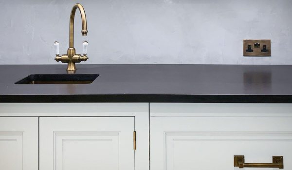 Honed Dark Nero Assoluto Worktop