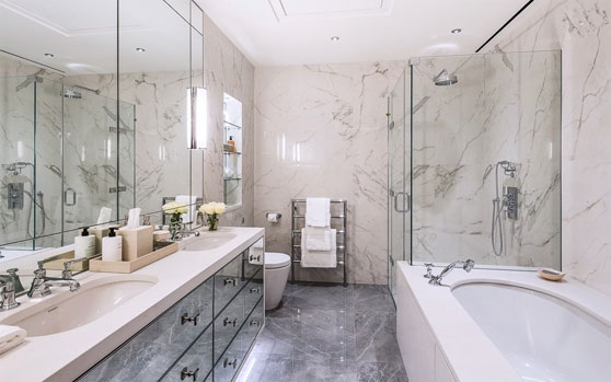Marble Flooring & Tiling