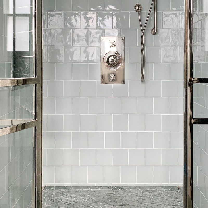 Metro Tiles And Marble Walkin Shower