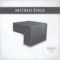 Mitred Edge Profile Worktop Edge Marble And Granite Ltd