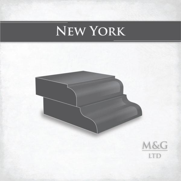 New York Edge Profile Worktop Edge Marble And Granite Ltd
