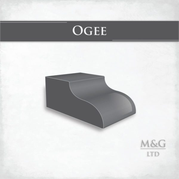 Ogee Edge Profile Worktop Edge Marble And Granite Ltd