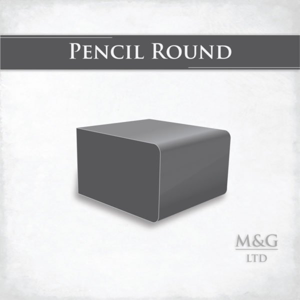 Pencil Round Edge Profile Worktop Edge Marble And Granite Ltd