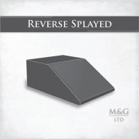 Reverse Splayed Edge Profile Worktop Edge Marble And Granite Ltd