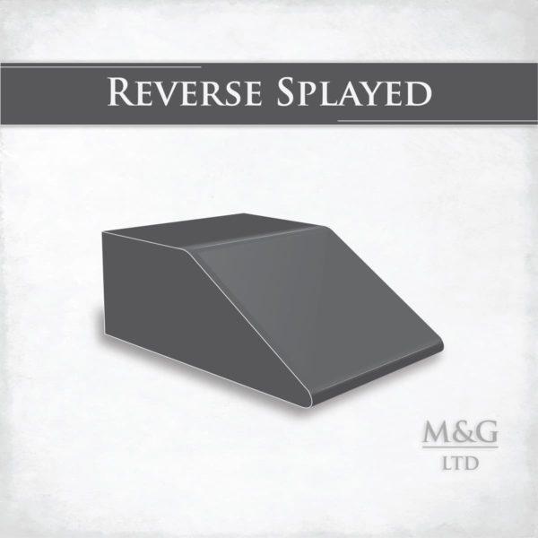 Reverse Splayed Edge Profile Worktop Edge Marble And Granite Ltd