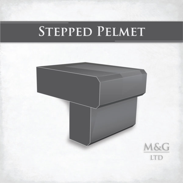 Stepped Pelmet Edge Profile Worktop Edge Marble And Granite Ltd
