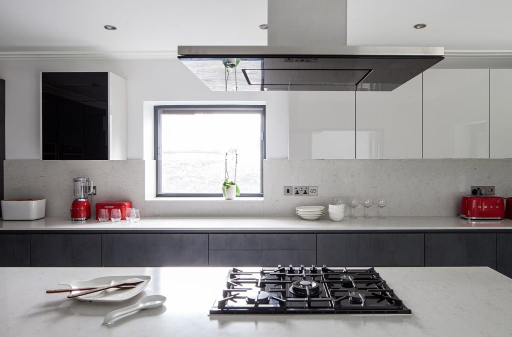 Granite Is A Great Choice For A Natural Stone Kitchen Worktop