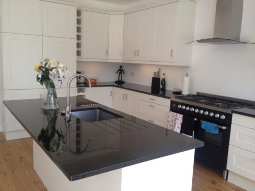 Marble Is A Fabulous Stone For Worktops But Does Need Care
