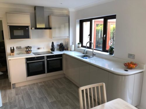 Quartz Is A Great Stone For A Kitchen Worktop