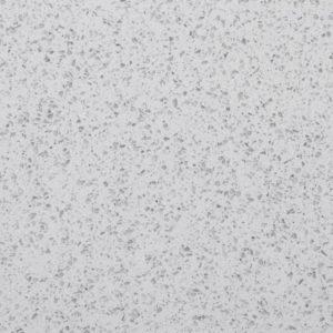 Classic Quartz Stone Glitter Blanco