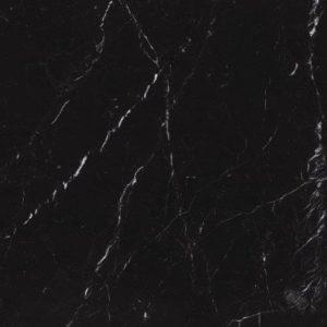 Elegant Black Satin & Polished