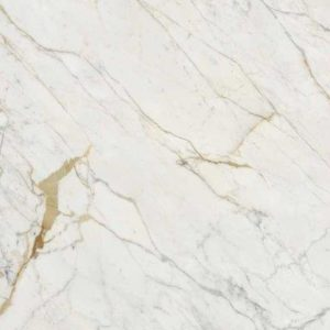 Marble Look Golden White Lux And Satin