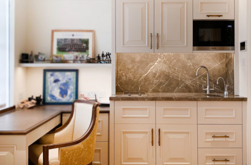 There Are Many Choices Of Material For Kitchen Worktops